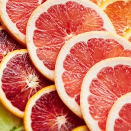 Allergic reactions of citrus fruit in human